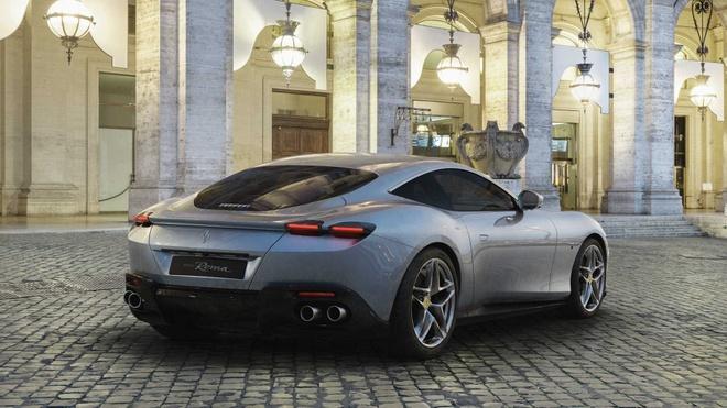 Ferrari cong bo anh sieu xe Roma hinh anh 2 ferrari-releases-new-photos-of-the-roma-more-detailed-information_7.jpg