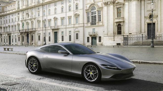 Ferrari cong bo anh sieu xe Roma hinh anh 1 ferrari-releases-new-photos-of-the-roma-more-detailed-information_9.jpg