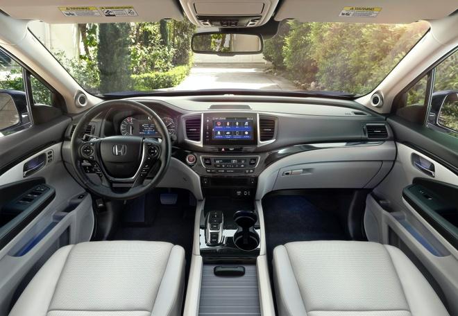 Ban tai Honda Ridgeline 2020 ra mat tai My, them cong nghe, tang gia hinh anh 3 2020-Honda-Ridgeline-2.jpg