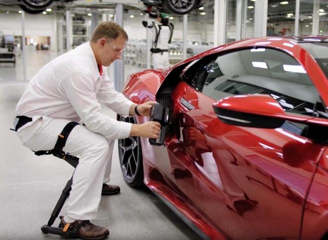 Honda mang nhieu cong nghe toi trien lam CES 2020 hinh anh 4 658975.jpg