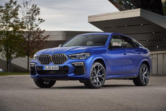 Cong nghe tu chuyen lan cua xe BMW - nguoi lai van can nhieu thao tac hinh anh 3 bmw-x-range-new-tech-australia-2.jpg