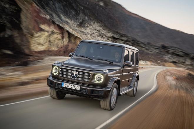Danh bai Mercedes va Lexus, xe sang BMW ban chay nhat thi truong My hinh anh 2 2019_mercedes_benz_g_class_2.jpg