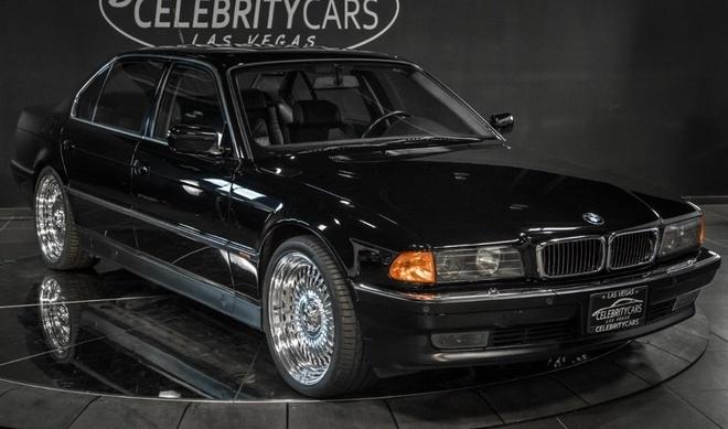 BMW 750iL cua rapper xau so duoc rao ban 1,75 trieu USD hinh anh 1 BMW_750iL_Tupac_9_1.jpg