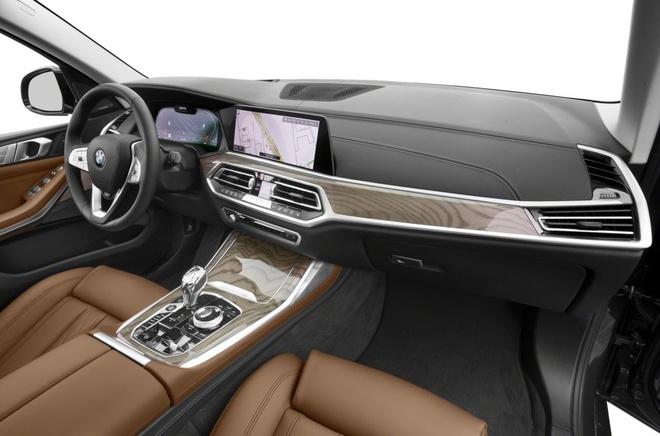Danh gia BMW X7 2020 – dung chat SUV hang sang nuoc Duc hinh anh 14 2020_BMW_X7_5_.jpeg