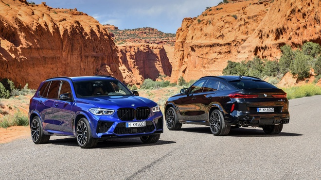 BMW X5 M va X6 M Competition 2020 gay soc vi gia dat hinh anh 1 2020_BMW_X5_M_Competition_and_X6_M_Competition_3.jpg