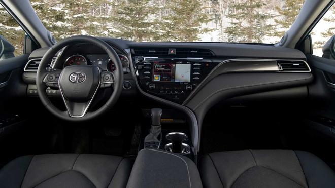 Toyota Camry AWD 2020 khoi diem tu 26.370 USD hinh anh 5 2020_toyota_camry_awd5.jpg
