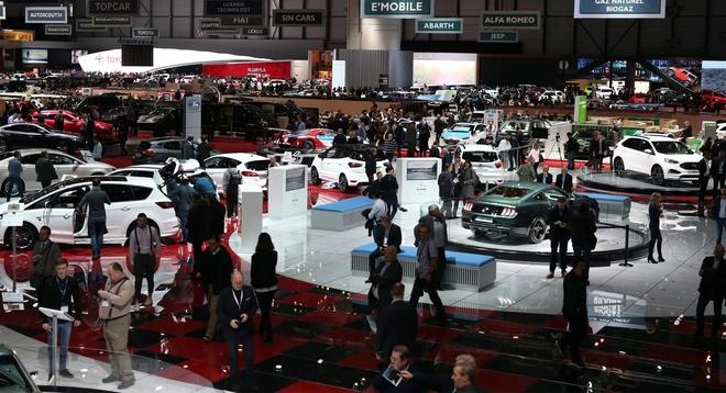 Huy trien lam xe Geneva Motor Show 2020 vi virus corona hinh anh 2 Geneva_Motor_Show.jpg