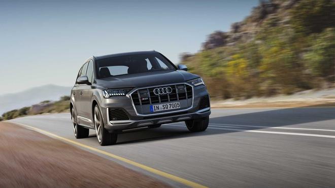Audi SQ7 2020 hang sang khoi diem 84.800 USD anh 2