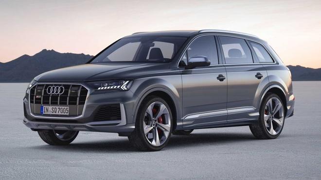Audi SQ7 2020 hang sang khoi diem 84.800 USD anh 1