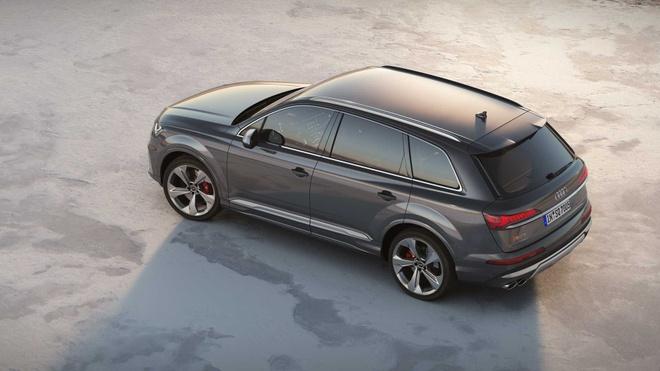 Audi SQ7 2020 hang sang khoi diem 84.800 USD anh 4