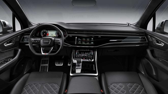 Audi SQ7 2020 hang sang khoi diem 84.800 USD anh 3