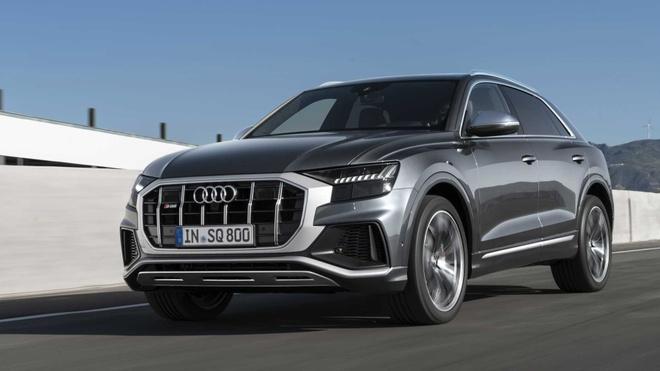 Audi SQ8 2020 chat the thao, gia tu 89.000 USD hinh anh 2 251de810_2020_audi_sq8_iaa_livepics_41.jpg
