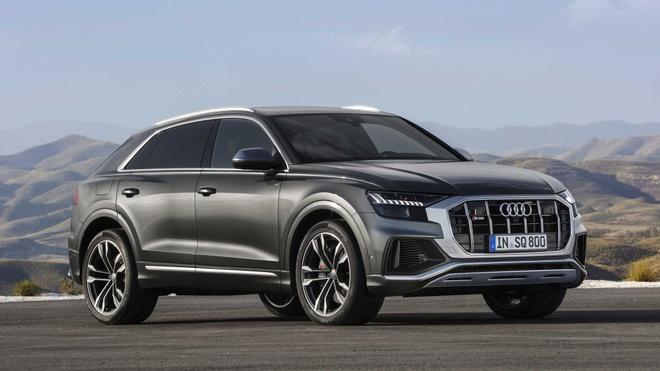Audi SQ8 2020 chat the thao, gia tu 89.000 USD hinh anh 1 3063a637_2020_audi_sq8_iaa_livepics_33.jpg