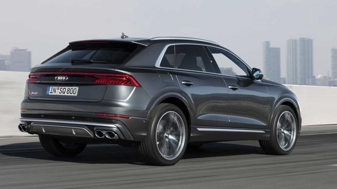 Audi SQ8 2020 chat the thao, gia tu 89.000 USD hinh anh 3 70210bfd_2020_audi_sq8_iaa_livepics_38.jpg