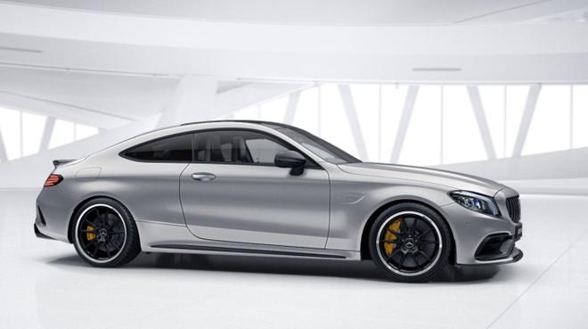 Mercedes ra mat coupe ban dac biet - ten dai, gioi han 63 xe hinh anh 3 Mercedes_AMG_C63_S_Aero_Edition_63_3.jpg