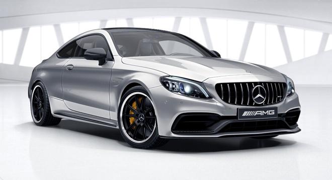 Mercedes ra mat coupe ban dac biet - ten dai, gioi han 63 xe hinh anh 1 Mercedes_C63_AeroEdition02.jpg