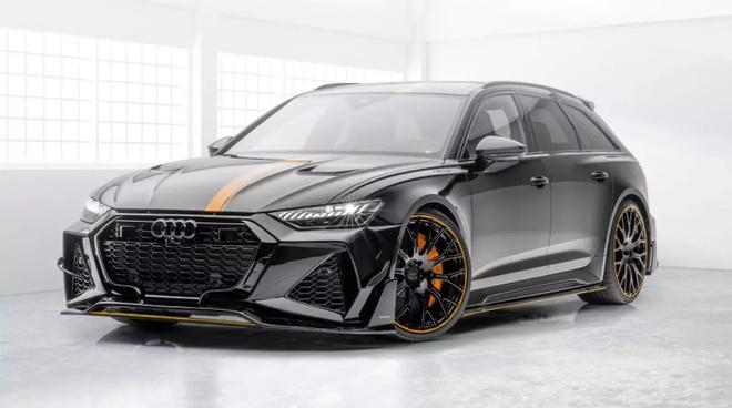 Audi RS6 Avant 2020 – sieu pham cua Mansory hinh anh