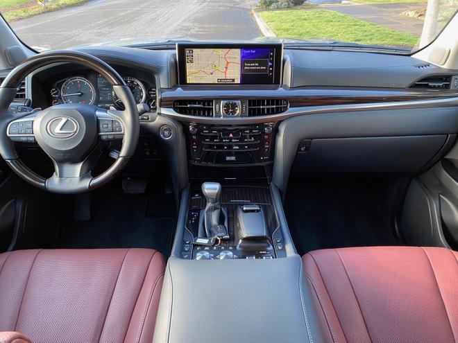 danh gia Lexus LX 570 2020 anh 12