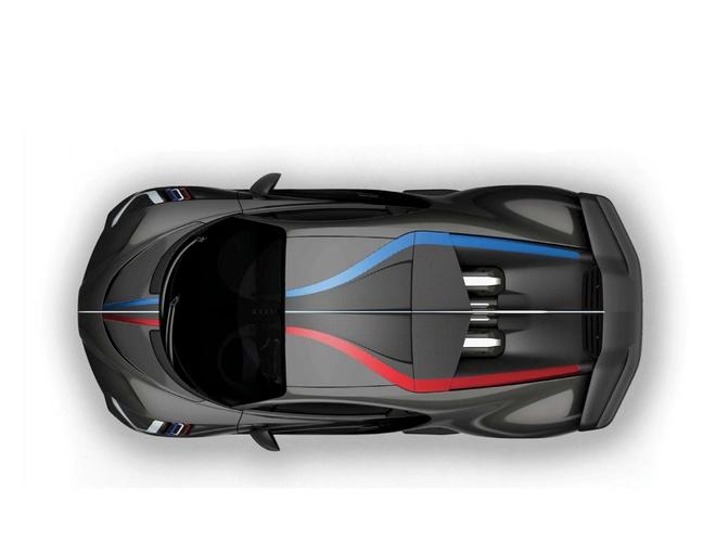 qua trinh ca nhan hoa sieu xe Bugatti Divo anh 5