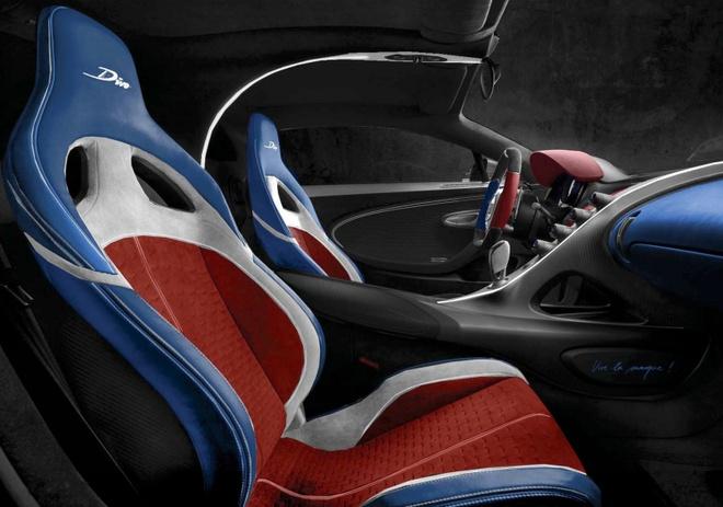 qua trinh ca nhan hoa sieu xe Bugatti Divo anh 3
