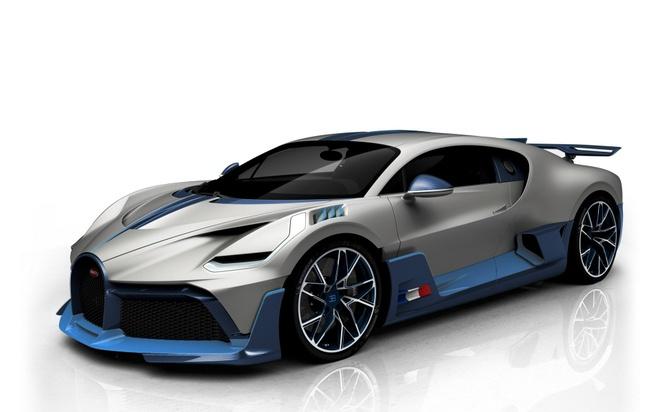 qua trinh ca nhan hoa sieu xe Bugatti Divo anh 1