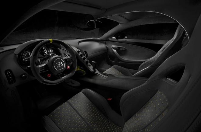 qua trinh ca nhan hoa sieu xe Bugatti Divo anh 4