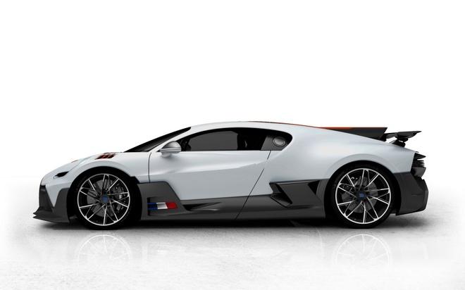 qua trinh ca nhan hoa sieu xe Bugatti Divo anh 6