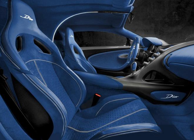 qua trinh ca nhan hoa sieu xe Bugatti Divo anh 2