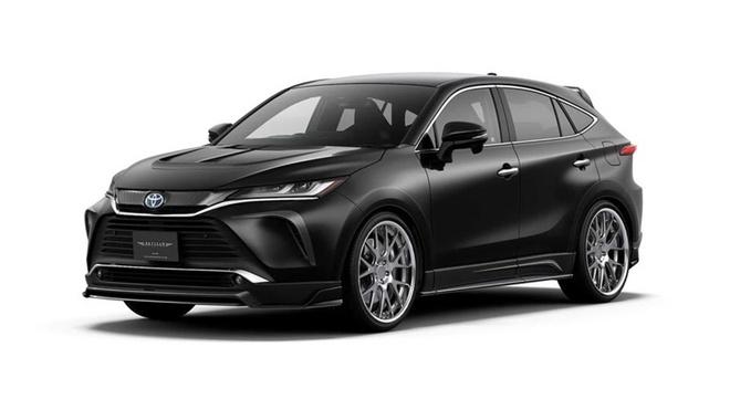 Toyota Venza 2021 vua ra mat da co ban do anh 1