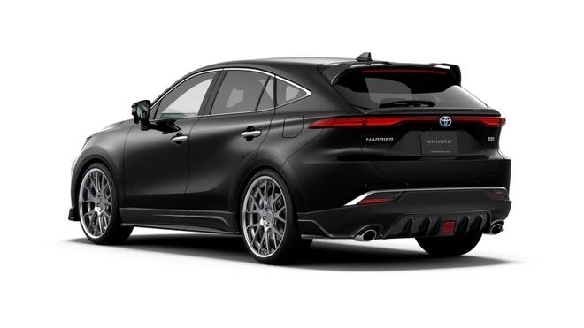 Toyota Venza 2021 vua ra mat da co ban do anh 2