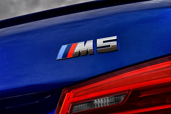 BMW M5 moi co the manh tren 1.000 ma luc anh 2