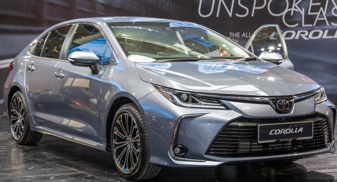 Toyota Corolla 2020 them trang bi moi anh 2