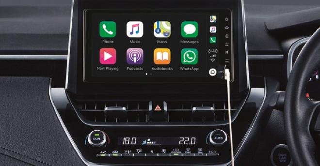 Toyota Corolla 2020 them trang bi moi anh 1