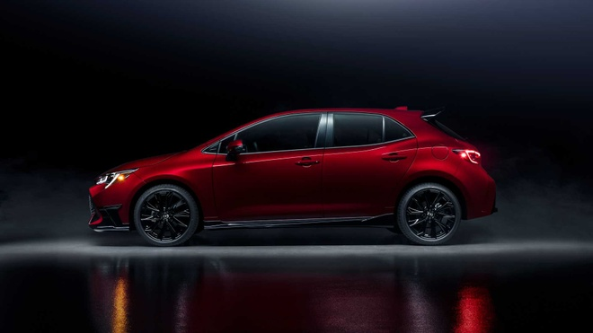 Toyota Corolla Hatchback 2021 ra ban dac biet anh 3