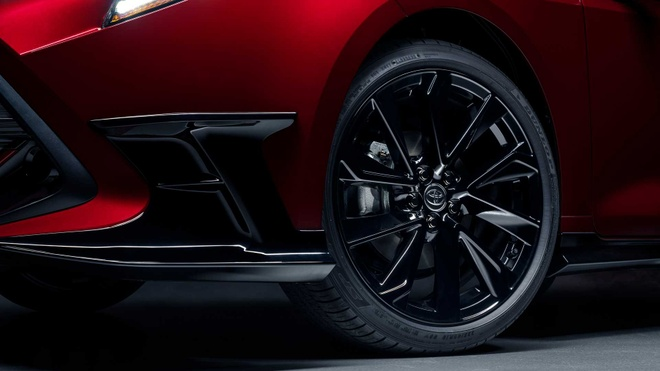 Toyota Corolla Hatchback 2021 ra ban dac biet anh 4