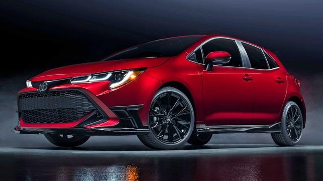 Toyota Corolla Hatchback 2021 ra ban dac biet anh 1