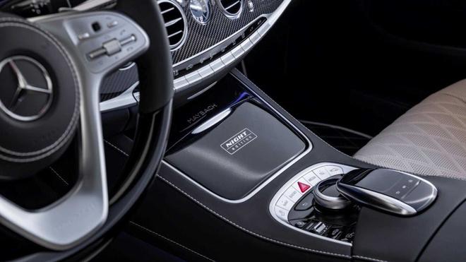 Mercedes-Maybach S650 phien ban Bong Dem anh 6
