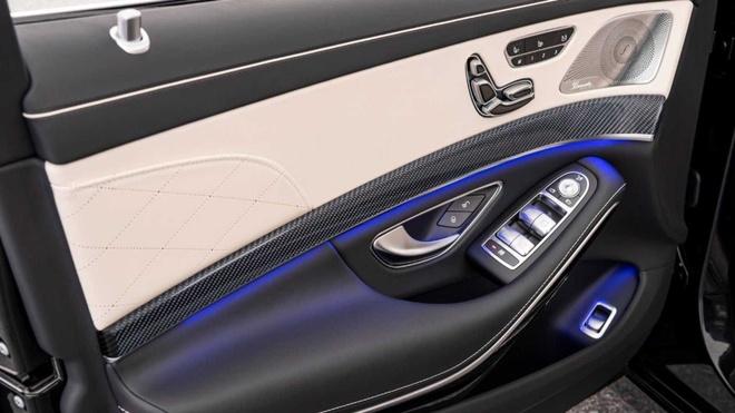 Mercedes-Maybach S650 phien ban Bong Dem anh 7