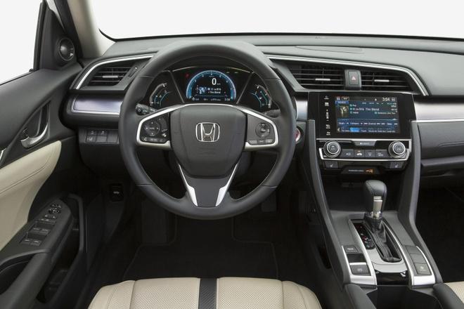 Honda Civic bi nguoi Nhat choi bo anh 3