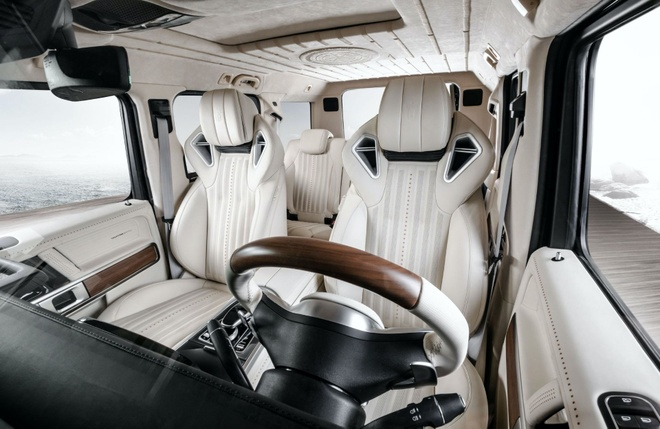 ban do Mercedes-AMG G63 sieu sang cua Carlex Design anh 10