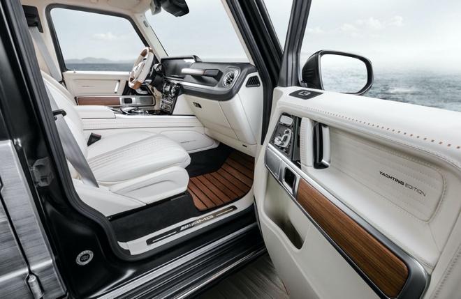 ban do Mercedes-AMG G63 sieu sang cua Carlex Design anh 11