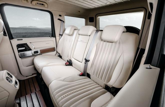 ban do Mercedes-AMG G63 sieu sang cua Carlex Design anh 13