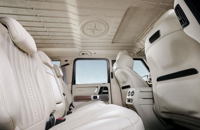 ban do Mercedes-AMG G63 sieu sang cua Carlex Design anh 14