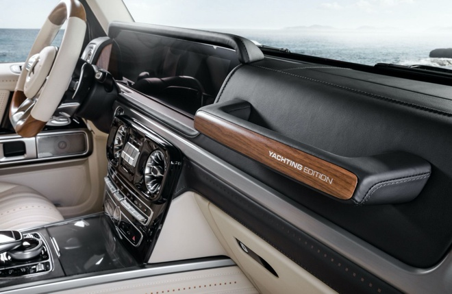 ban do Mercedes-AMG G63 sieu sang cua Carlex Design anh 12