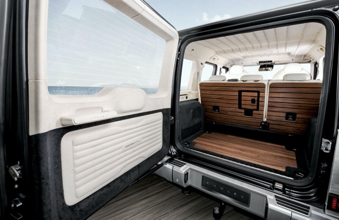 ban do Mercedes-AMG G63 sieu sang cua Carlex Design anh 15