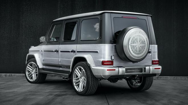 ban do Mercedes-AMG G63 sieu sang cua Carlex Design anh 4