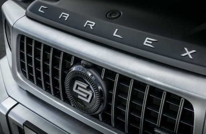 ban do Mercedes-AMG G63 sieu sang cua Carlex Design anh 6