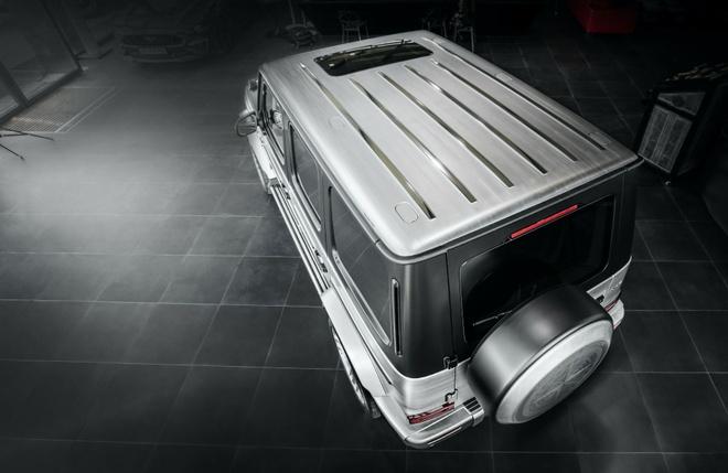 ban do Mercedes-AMG G63 sieu sang cua Carlex Design anh 5