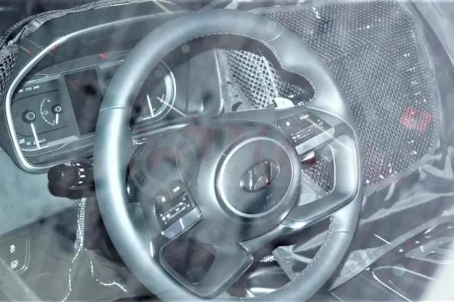 Hyundai Tucson 2021 lo man hinh cam ung co lon anh 2