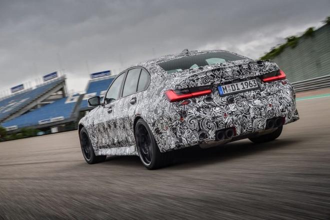 BMW xac nhan ra mat M3 2021 va M4 2021 anh 3